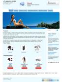 Интернет-магазин товаров для плавания